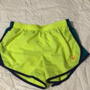 brand: nike, medium athletic shorts